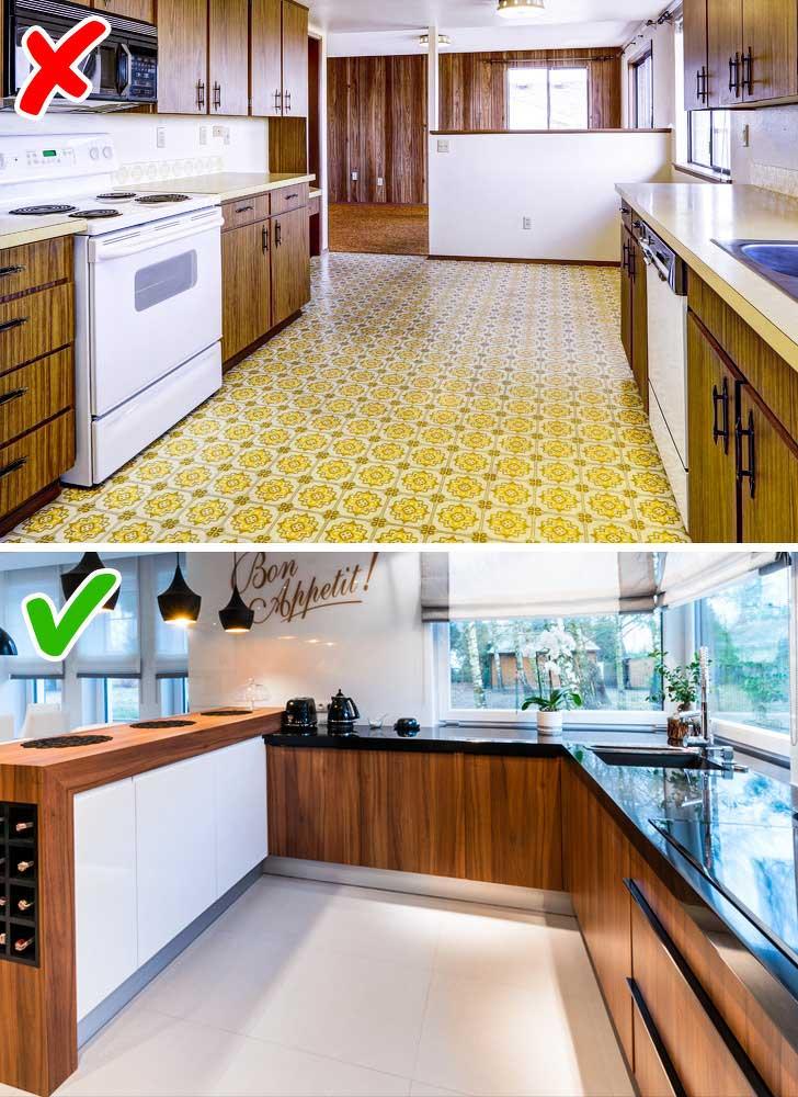 Lựa chọn vật liệu lát sàn phù hợp với đặc điểm của từng không gian.