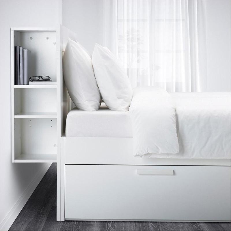 Kết hợp giường, ghế ngồi và tủ
