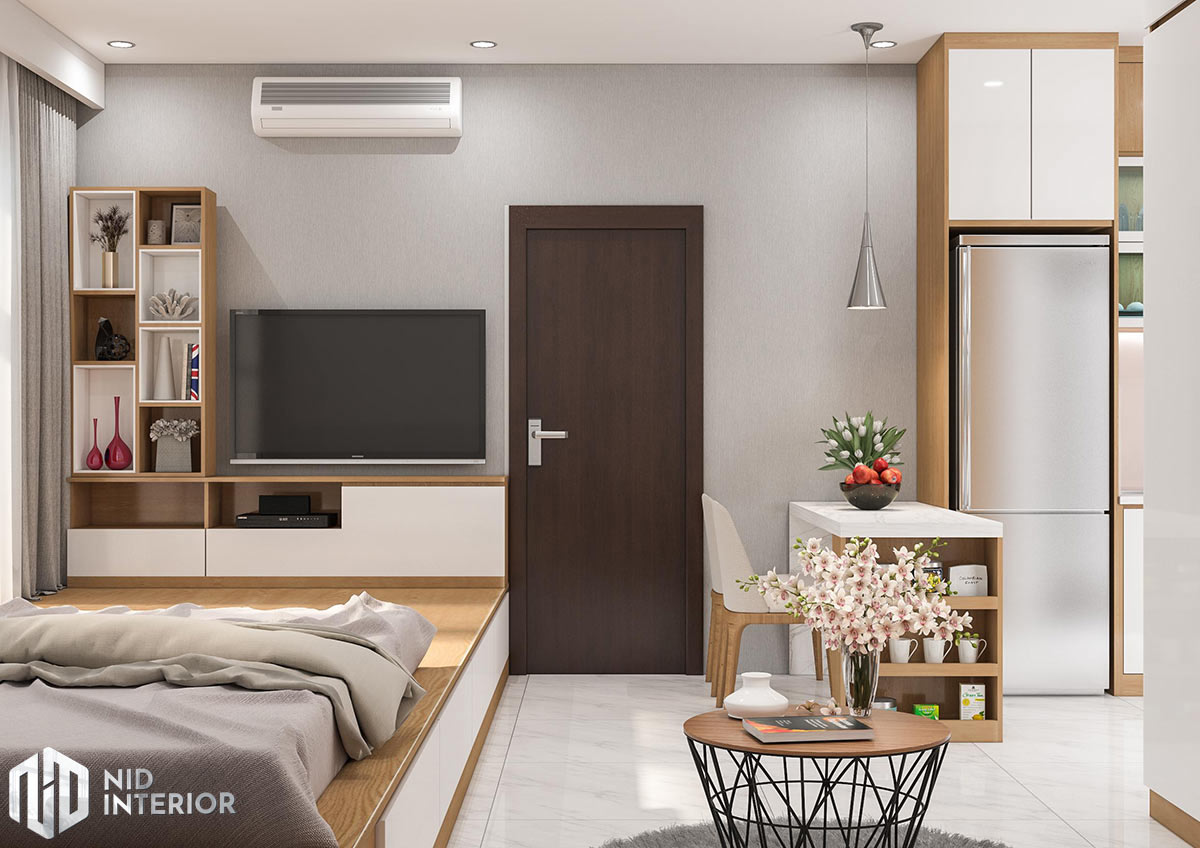 Interior Design Of 1 Bedroom Apartment Nid Interior Archello