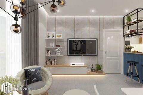 Thiết kế nội thất căn hộ DIC Phoenix Vũng Tàu