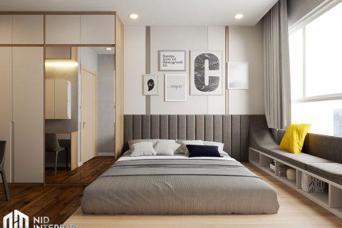 Thiết kế nội thất căn hộ Sunrise Riverside 2 phòng ngủ