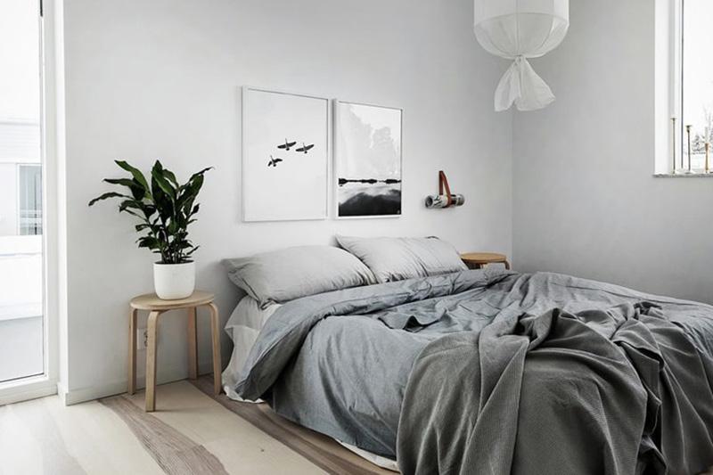 Thiết kế nội thất phòng ngủ đẹp, hiện đại hợp phong thủy