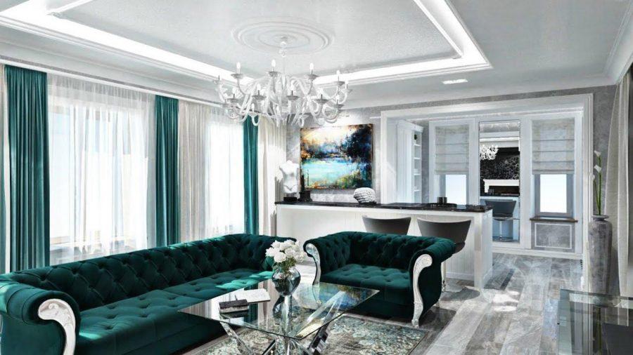 Ánh sáng là một phần không thể thiếu để tạo nên hiệu ứng đẹp cho không gian bên trong ngôi nhà