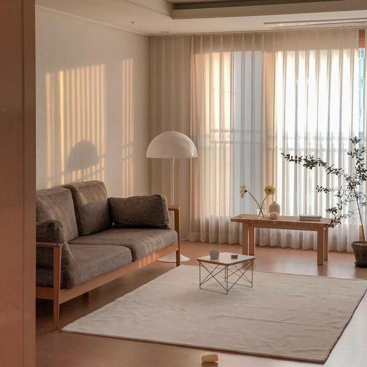 Tinh tế và sang trọng trong phong cách thiết kế Hàn Quốc