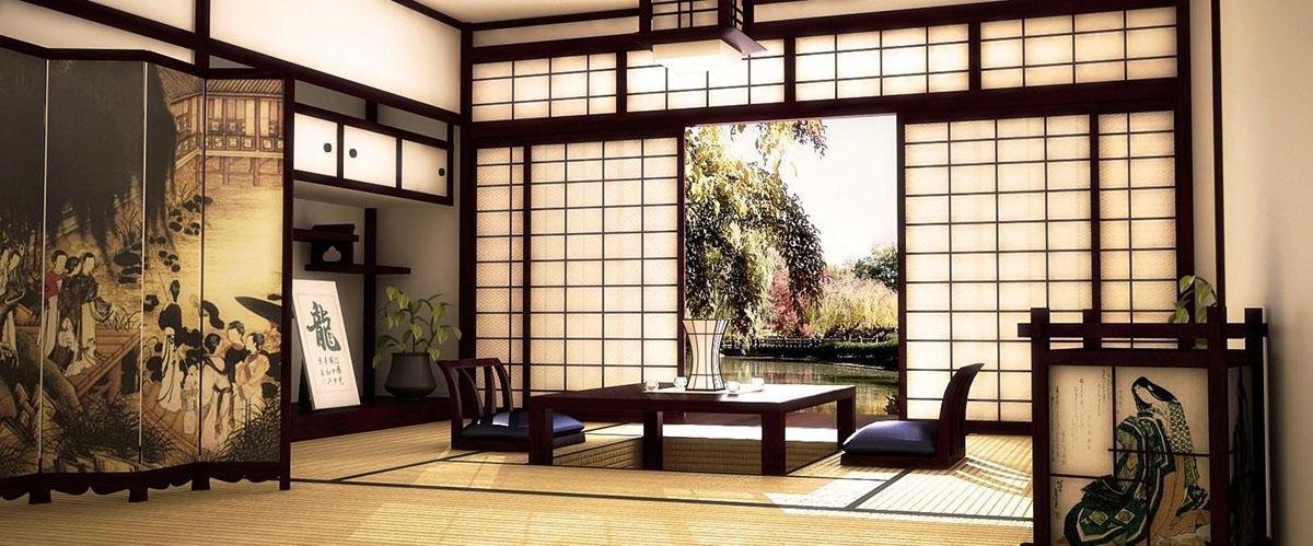 Phong cách thiết kế Nhật Bản với không gian hài hòa và ấm cúng