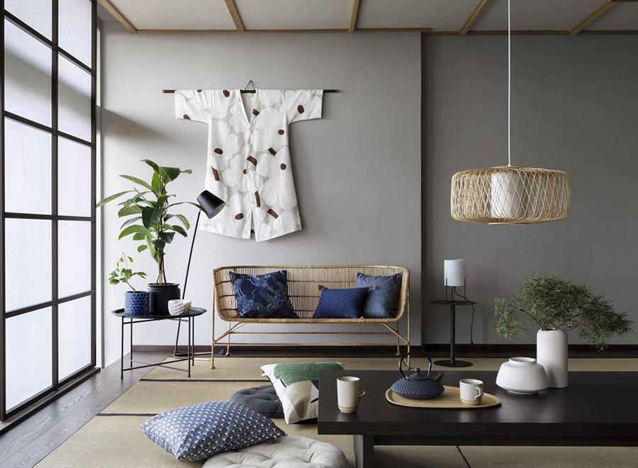 Vẻ đẹp đẽ và đơn giản của nội thất Nhật Bản được gói gọn trong sự đơn giản