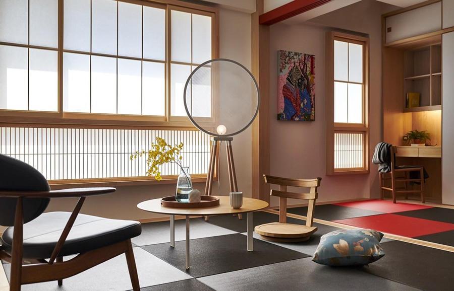Nội thất trong phong cách Nhật Bản vô cùng tối giản