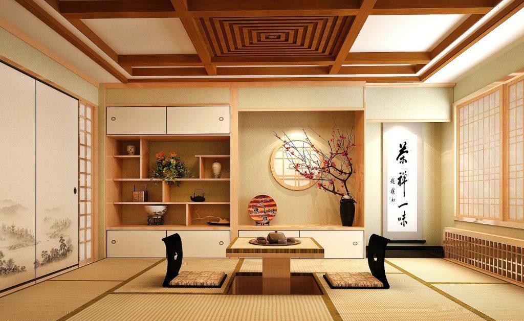 Xu hướng thiết kế nội thất phong cách Nhật ngày càng thịnh hành