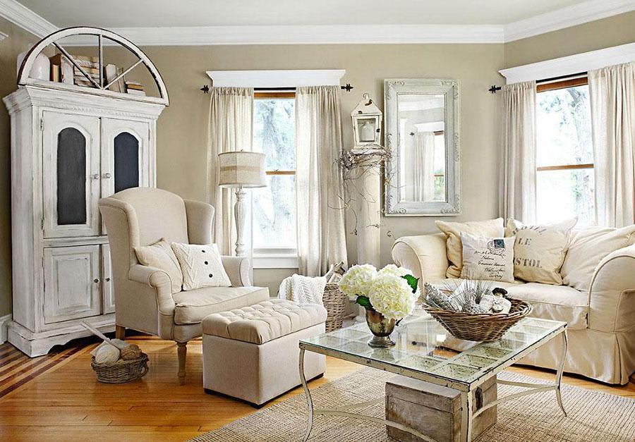 Màu sắc trong phong cách Vintage chủ yếu thường có tông màu sáng và trung tính
