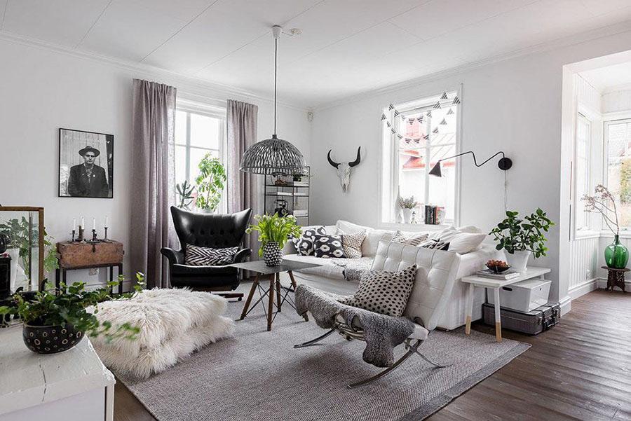 Phong cách Scandinavian cũng thể hiện một bước tiến bao gồm sự đơn giản, chức năng và hiệu quả