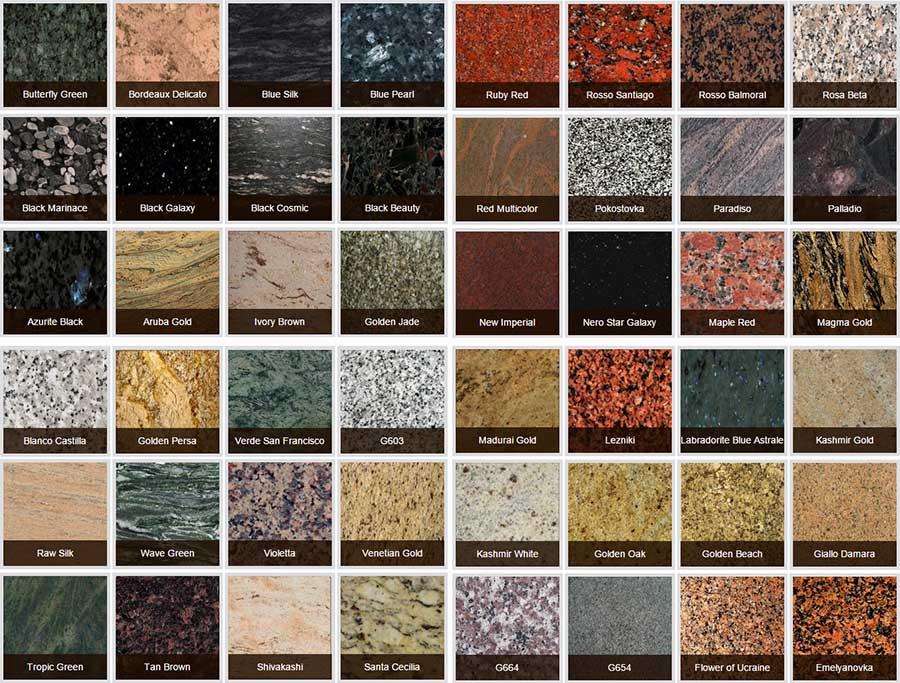 Đá xi măng, đá granite nhân tạo