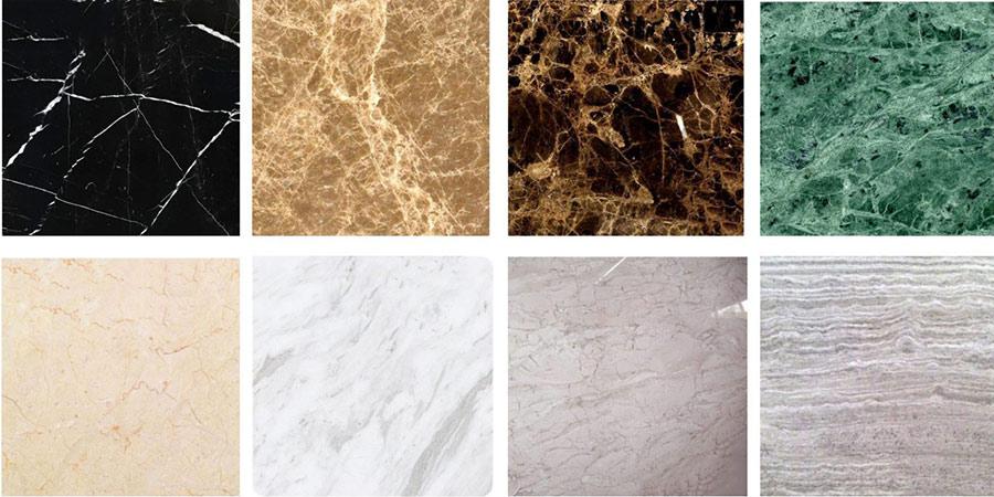 Đá cẩm thạch, đá marble (đá biến chất)