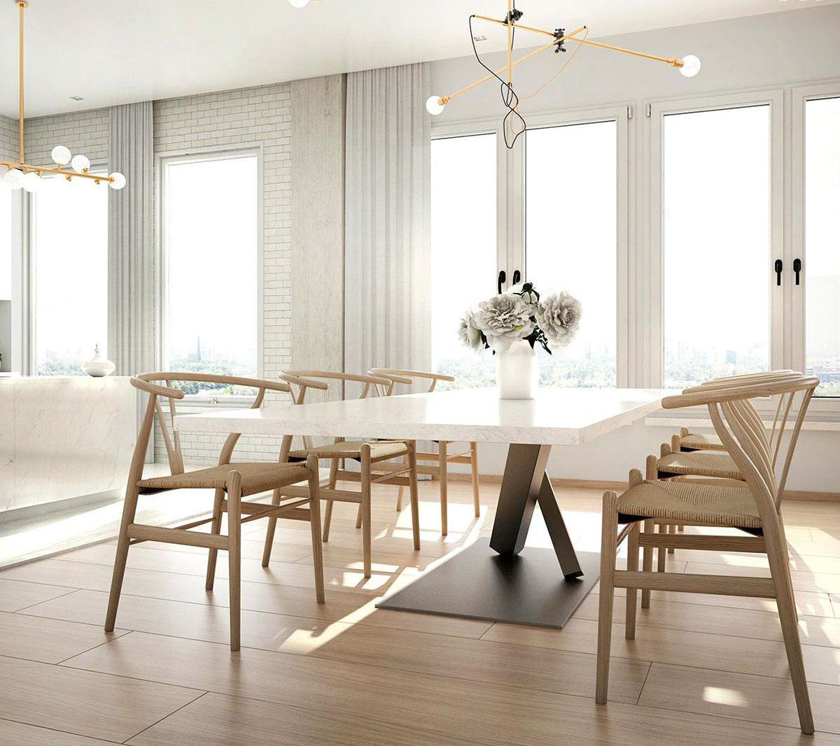 Nghệ thuật và công năng trong phong cách Bauhaus phải đi liền với nhau