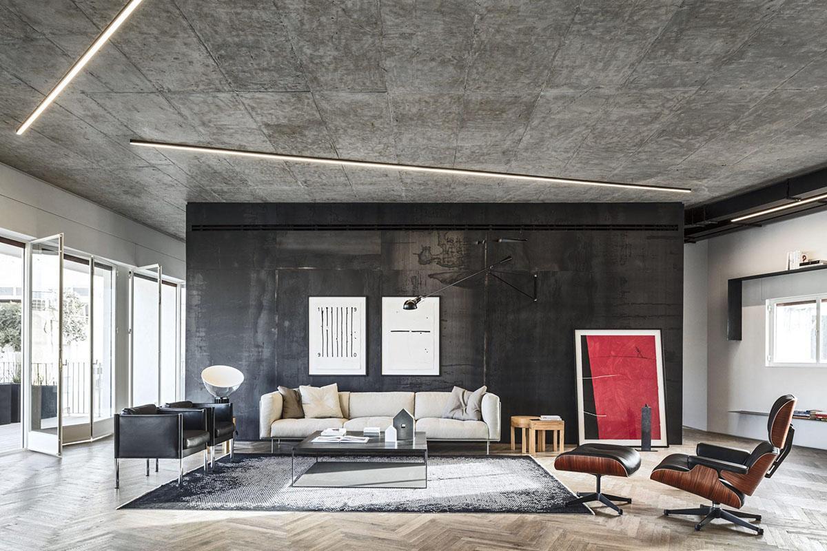 Phong cách thiết kế Bauhaus rất dễ phù hợp với tất cả mọi người