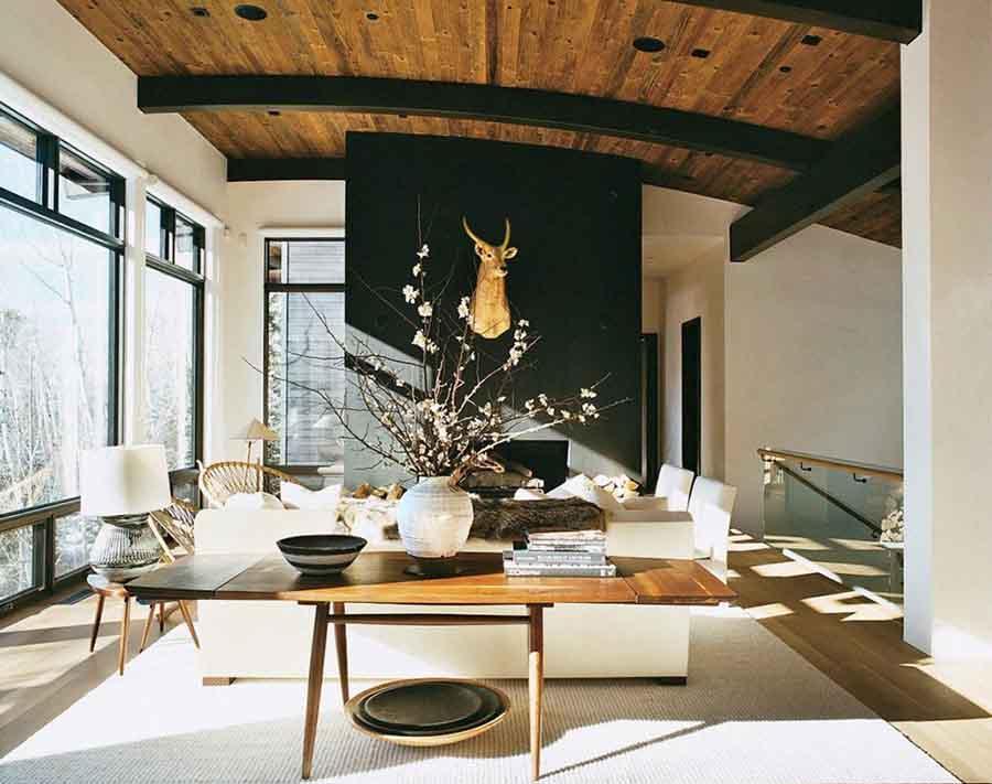 Phụ kiện trang trí trong phòng được lấy cảm hứng từ tự nhiên