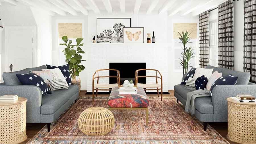 Phong cách thiết kế mộc mạc (Rustic) khiến bao người ngẩn ngơ