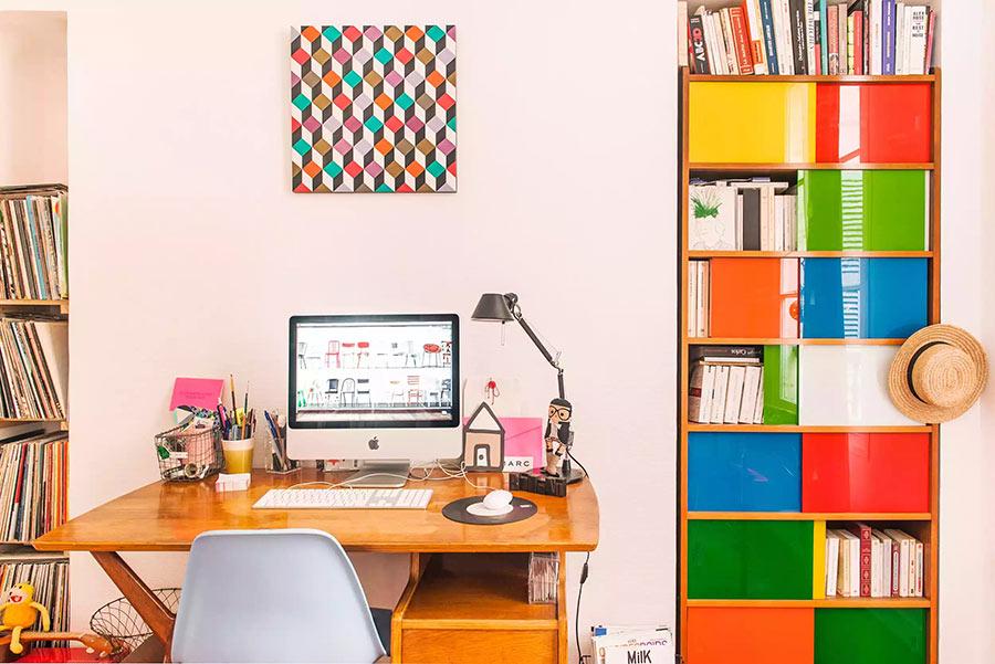 Thiết kế nội thất theo phong cách retro là sự lựa chọn phù hợp với những ai có tư tưởng tự do và yêu đời
