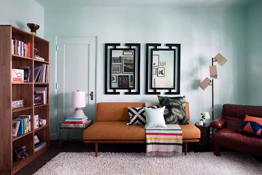 Phong cách thiết kế nội thất Retro từ thập niên 60