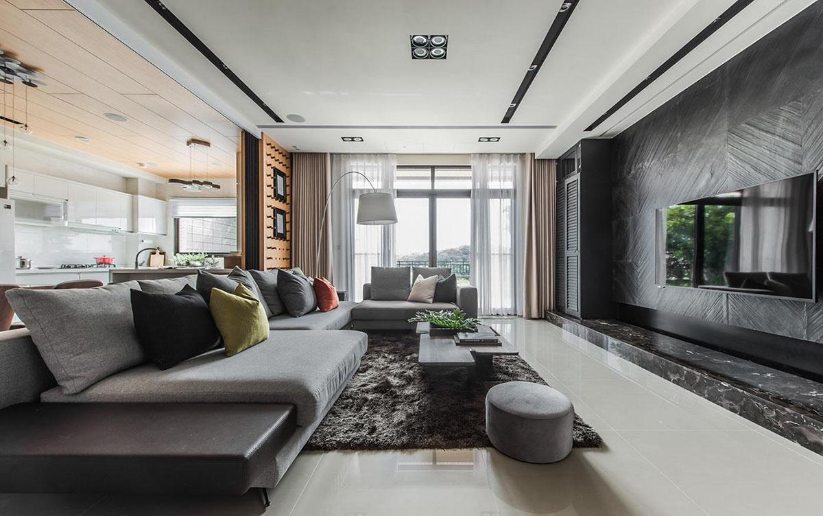 """Phong cách thiết kế nội thất Taiwan vẫn còn là một """"tân binh"""" trong giới kiến trúc"""