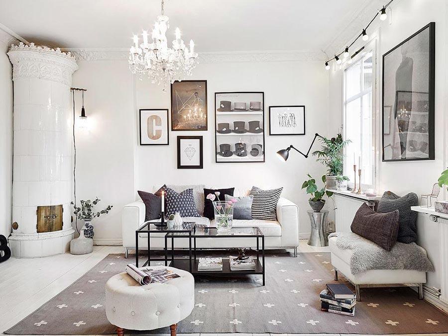 Phong cách thiết kế Scandinavian: Sự đơn giản đầy tinh tế