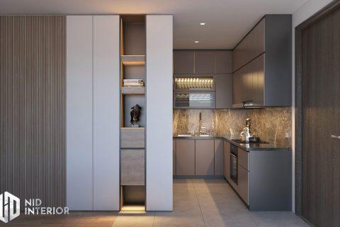 Thiết kế nội thất căn hộ Diamond - Celadon City