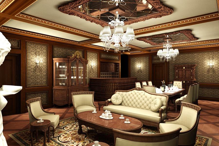 Phong cách thiết kế cổ điển là một trong những phong cách nổi bật nhất trên thế giới