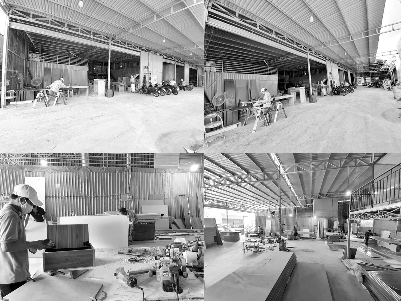 Xưởng sản xuất nội thất NID Interior