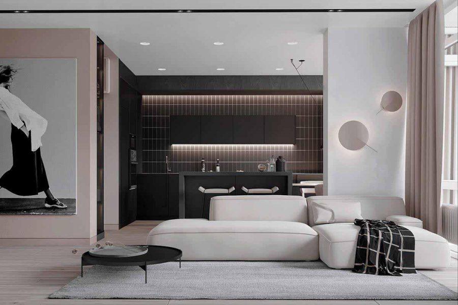 Các gợi ý từ chuyên gia để thiết kế phòng khách đẹp và hoàn hảo