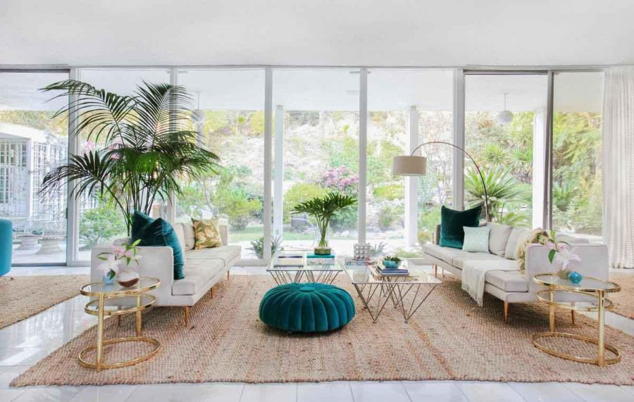 Điều quan trọng khi chọn phong cách cho phòng khách là nó cũng phải phù hợp với lối sống của bạn