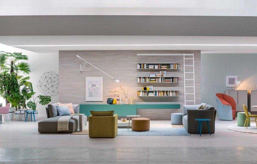 Màu sắc phòng khách ảnh hưởng khá lớn đến tâm trạng người nhìn