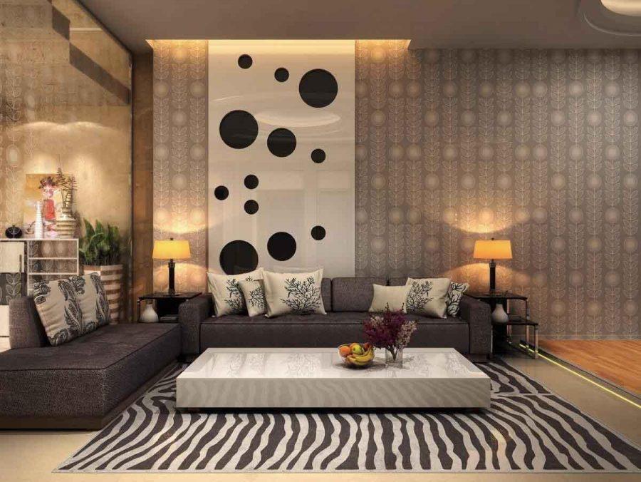 Chiếu sáng không gian của bạn tốt là một phần quan trọng trong thiết kế phòng khách đẹp