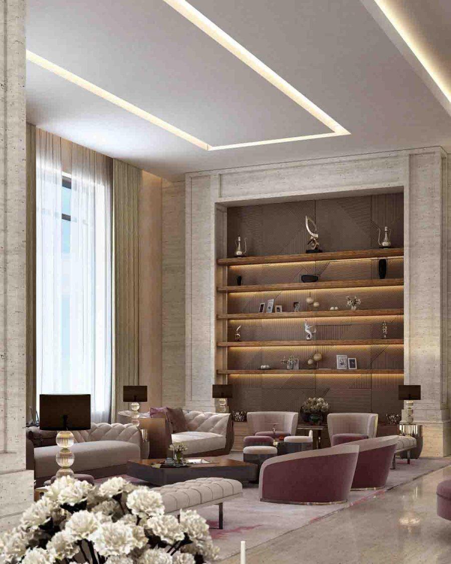 Đối với thiết kế phòng khách, một trong những điều quan trọng khác đó chính là việc tạo ra nhiều nét cá nhân