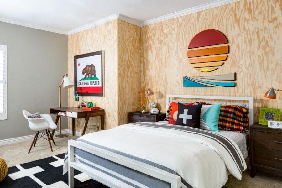 Việc thiết kế phòng ngủ bé trai đôi khi khiến các bậc cha mẹ gặp phải khó khăn
