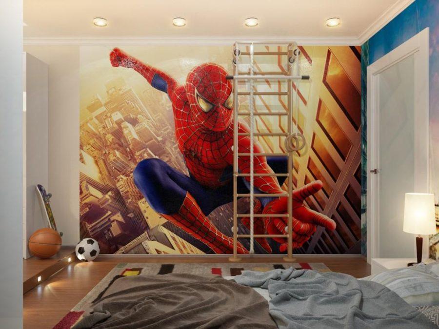 Thiết kế phòng ngủ cho con trai nên để tâm đến thời gian sử dụng phòng ngủ