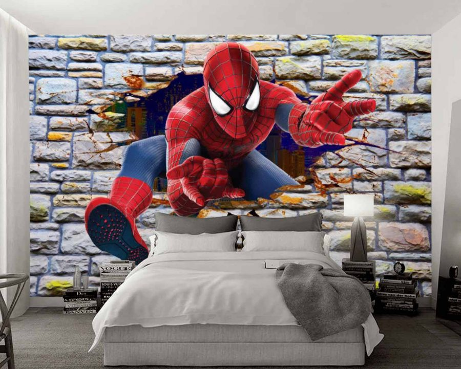 Spider Man - Người hùng của biết bao cậu bé
