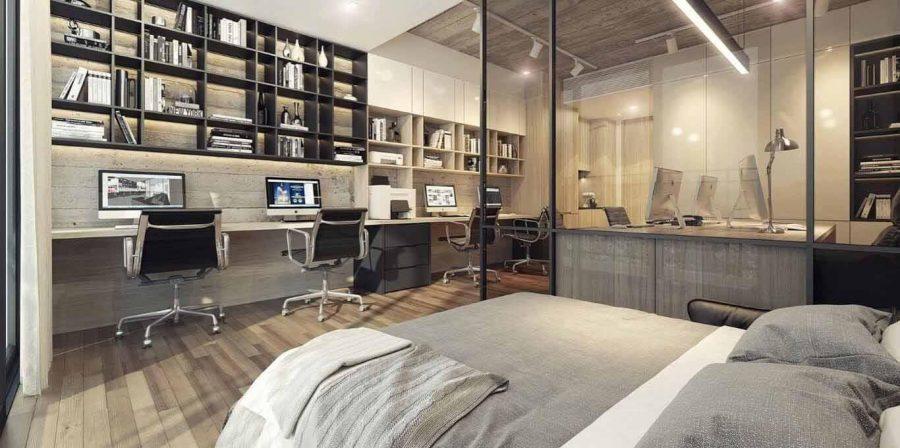 Căn hộ Officetel chính là sự kết hợp của cả nhà ở và văn phòng