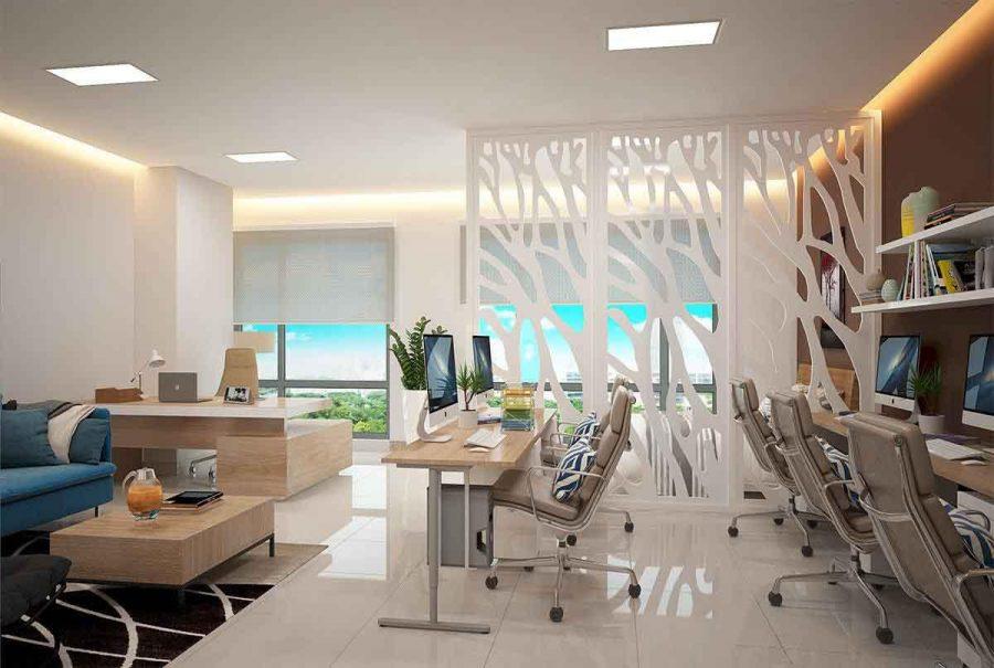 Tòa nhà Officetel đầu tiên được xây dựng bởi tập đoàn Korea Development Corporation tại Seoul (Hàn Quốc)