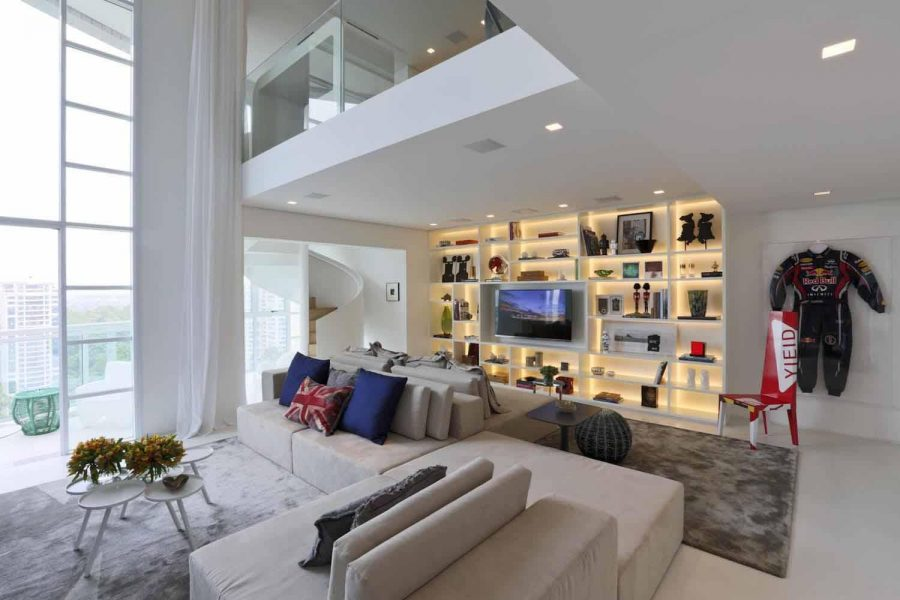 Căn hộ Duplex còn được biết đến với tên gọi căn hộ thông tầng