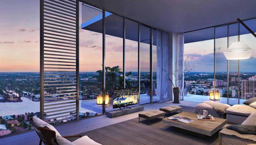 Căn hộ Penthouse luôn nằm trên tầng thượng của dự án chung cư thương mại cao cấp...