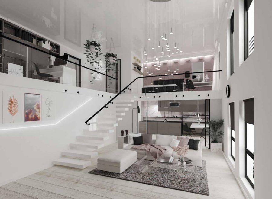 Căn hộ Duplex sở hữu nhiều ưu điểm tuyệt vời