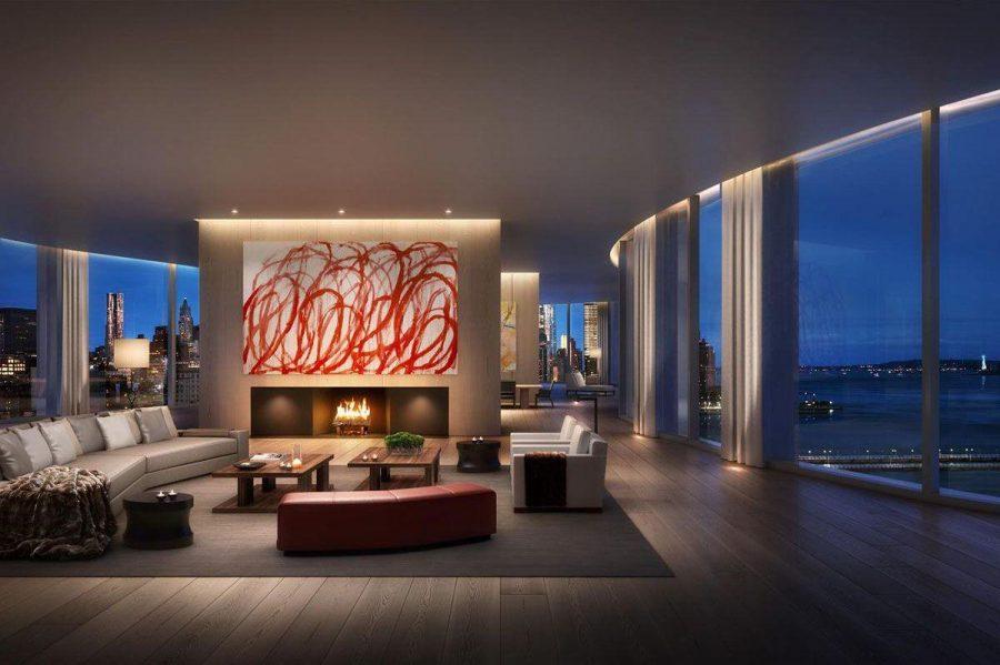 căn hộ Penthouse160 LEROY, MANHATTAN