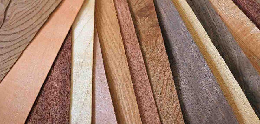 Gỗ Veneer hiểu một cách đơn giản nhất đó chính là những lát mỏng của gỗ tự nhiên