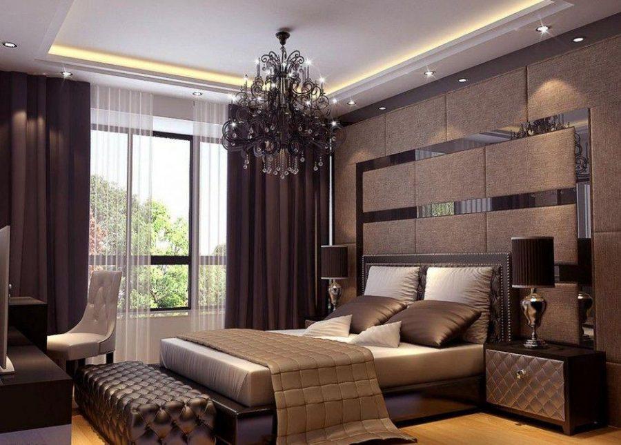 Màu nâu trong thiết kế nội thất đầy tinh tế và thời thượng