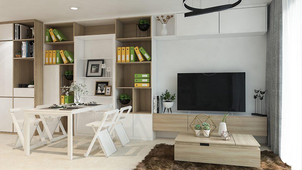 Cùng với sự phát triển của công nghệ, nội thất thông minh cũng ngày càng phổ biến