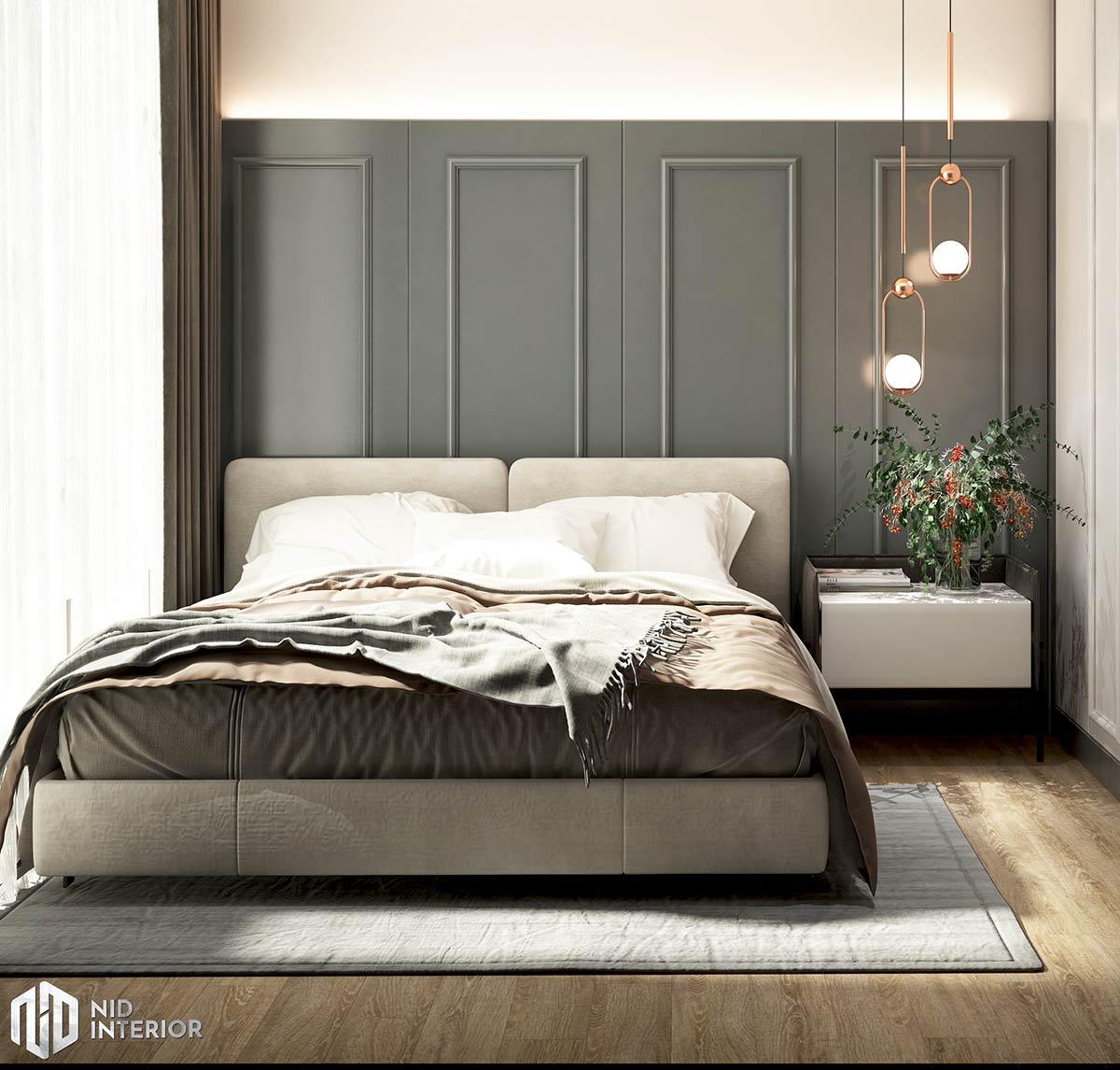 Căn hộ Vinhomes Grand Park 3 phòng ngủ - Phòng ngủ 2