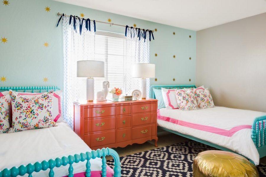 Thiết kế phòng ngủ tràn ngập ánh sáng cho căn phòng