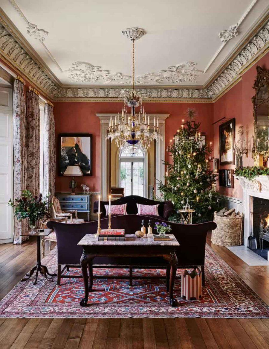 Phòng khách đẹp với lối trang trí cực kỳ ấn tượng