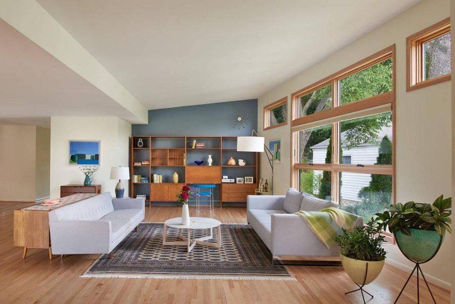 Hãy chọn những món đồ nội thất với kiểu dáng đẹp và tối giản