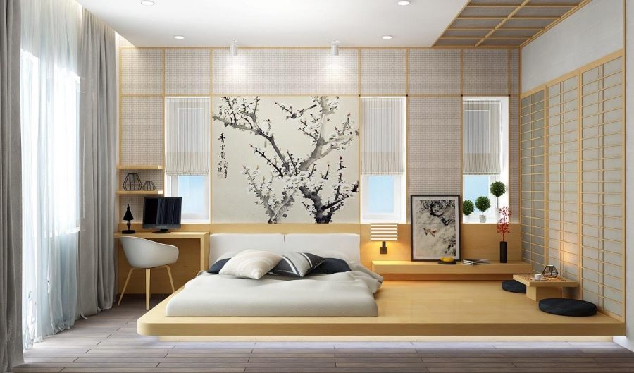 9 bí quyết để tạo nên không gian phòng ngủ tối giản đẹp