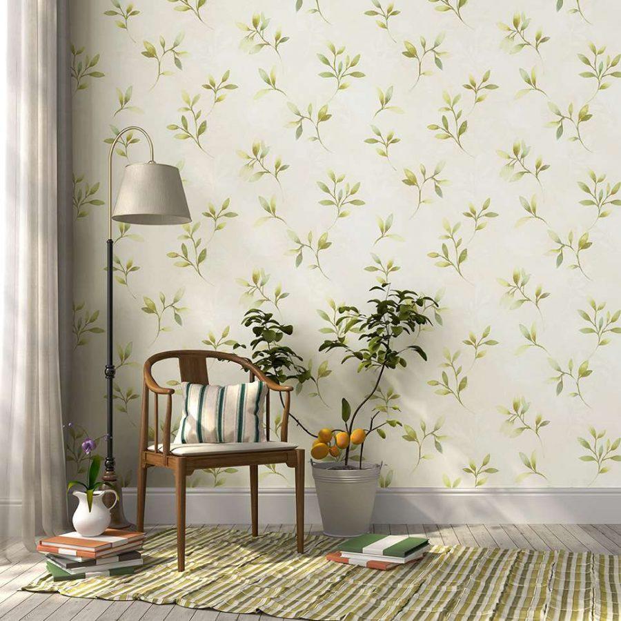 Ý tưởng chọn giấy dán tường cho mọi không gian trong nhà